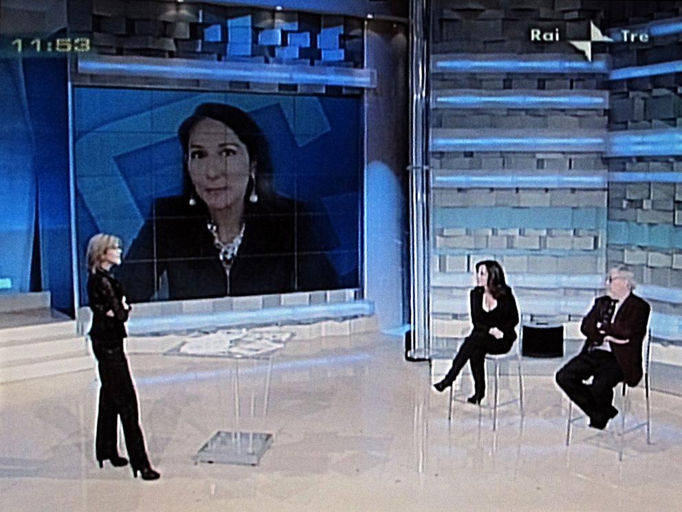 RaiTre - Cominciamo bene - 12 gennaio 2010